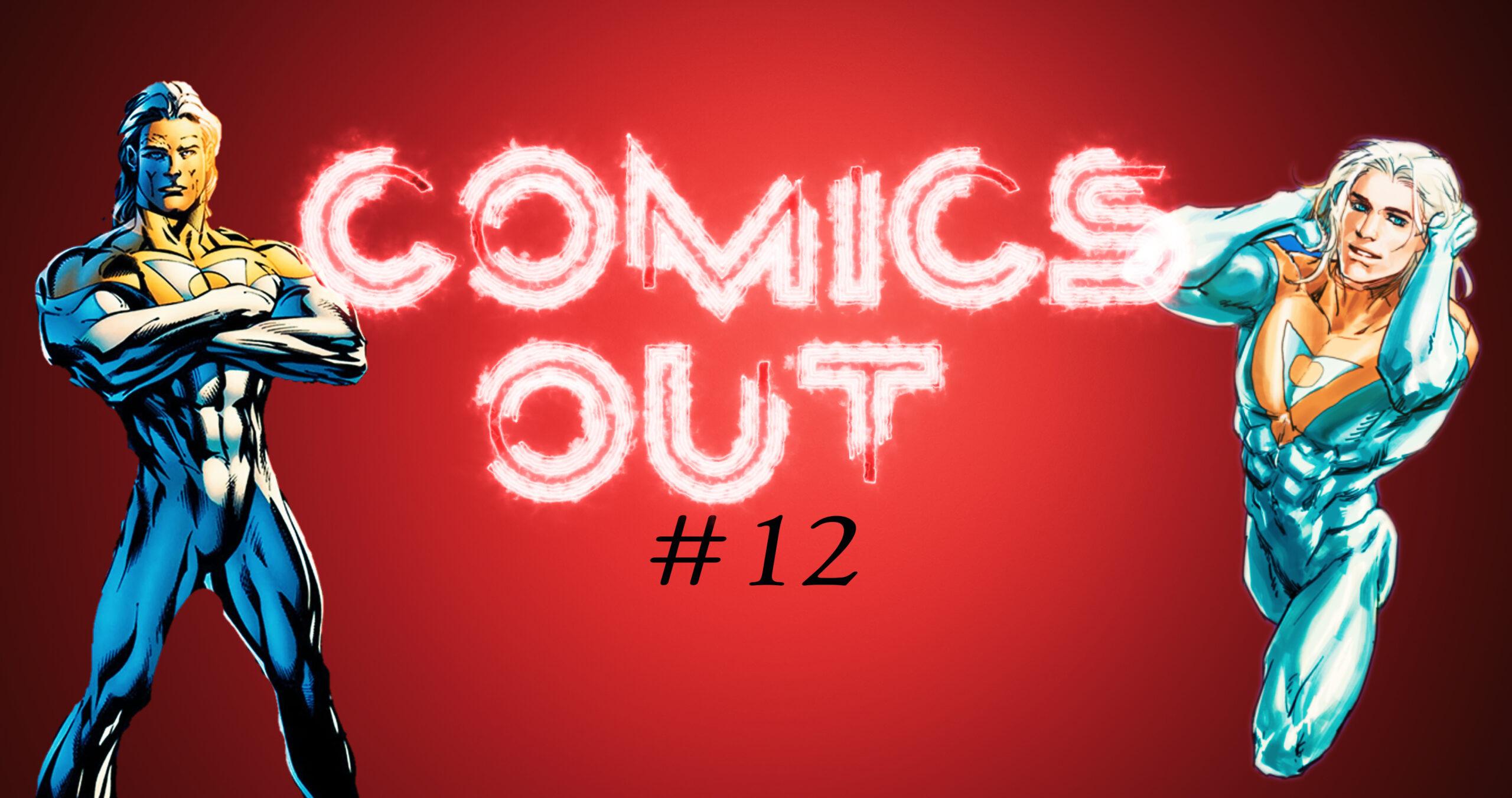 COMICS OUT: Apollo | L'Univers des Comics