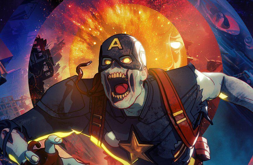 « What if…? » annonce l'arrivée de Marvel Zombie dans deux nouvelles affiches (IMAGES)